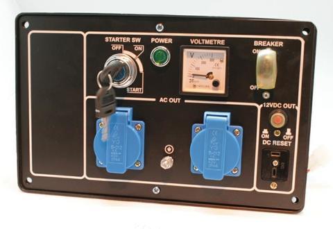 Панель контрольная DDE DG3600E