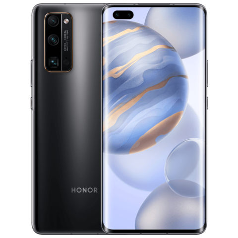 Смартфон Honor 30 8/128Gb Midnight Black (Черный)