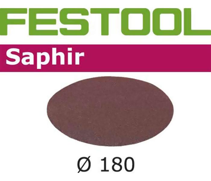 Материал шлифовальный STF D180/0 P80 SA/25 Festool 485242