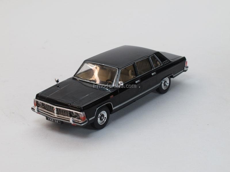 GAZ-14 Faeton Scale car 1:43