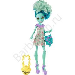 Кукла Monster High  Хани Свомп (Honey Swamp) - Я люблю аксессуары