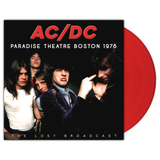 AC/DC ‎/ The Lost Broadcast Paradise Theatre Boston 1978 (Coloured Vinyl)(LP)