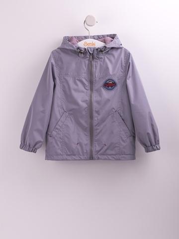 КТ163 Куртка для мальчика (ветровка)