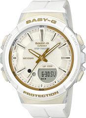 Наручные часы Casio Baby-G BGS-100GS-7A с шагомером