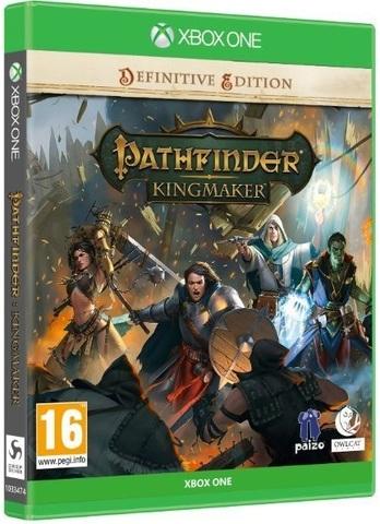 Xbox One: Pathfinder: Kingmaker Definitive Edition Стандартное издание (русские субтитры)
