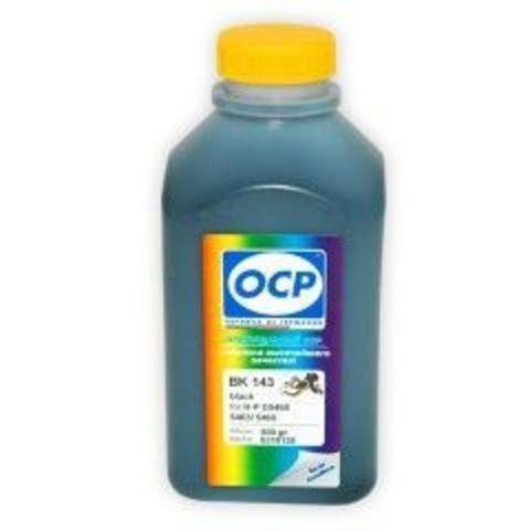Чернила OCP BK143 Black для картриджей HP 178, 500 мл