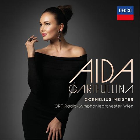 Aida Garifullina, Radio-Symphonieorchester Wien, Cornelius Meister / Aida (RU)(CD)