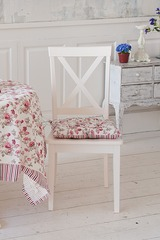 Помпадур (Pompadour) | Подушка на стул — 43х43