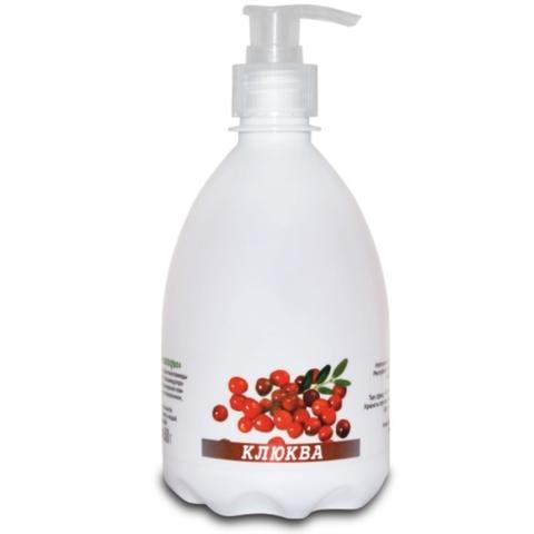 Фабрика Ромакс Лесные ягоды Мыло жидкое Клюква 500мл