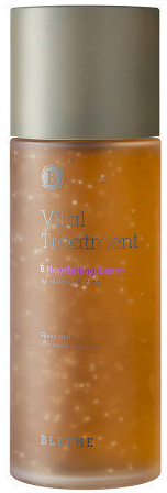 BLITHE Vital Treatment 8 Nourishing Beans лифтинг эссенция для лица 150 мл