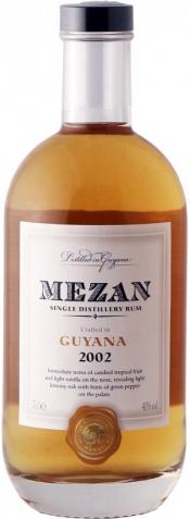 Ром Мезан Гайана 2002 0,7л
