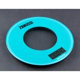 Кухонные весы Bologna, голубой, артикул ZSE21221FF, производитель - Zanussi