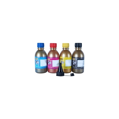 Тонер MKI/Mitsubishi для Lexmark CS310, CS410, CS510, CX410, CX510 - Cyan 75 г/фл. Gold ATM