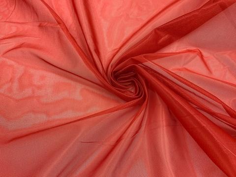 Сетка корсетная тёмно-красная мягкая