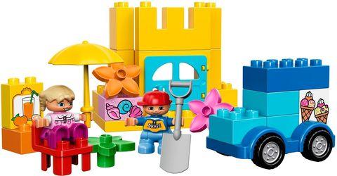 LEGO Duplo: Весёлые каникулы 10618