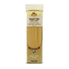 Макаронные изделия, Alce Nero, СПАГЕТТОНИ из твердых сортов пшеницы Senatore Cappelli, 500 г