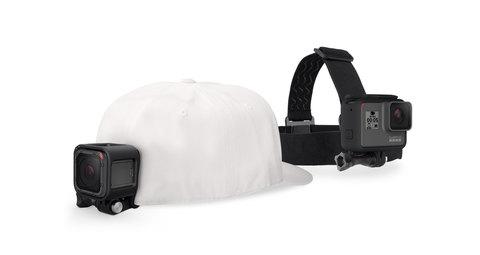 Head Strap + QuickClip - Крепление на голову + крепление-клипса на одежду