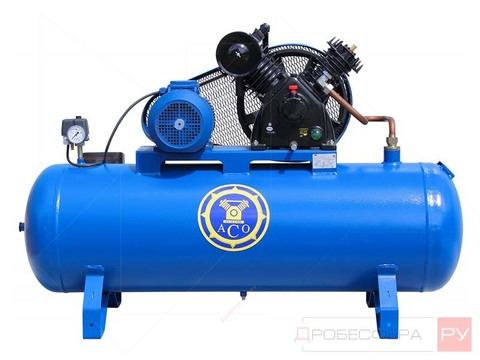 Поршневой компрессор АСО С416М2