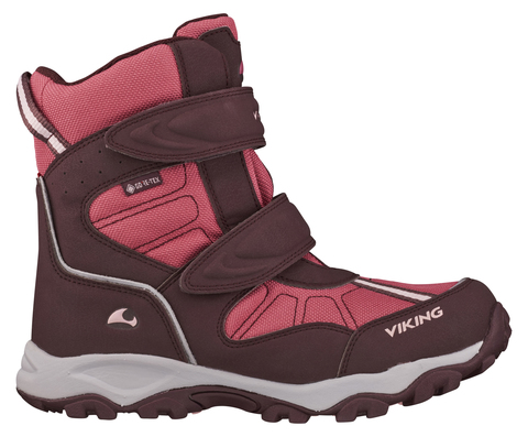 VIKING Bluster II GTX зимние ботинки для девочки Викинг