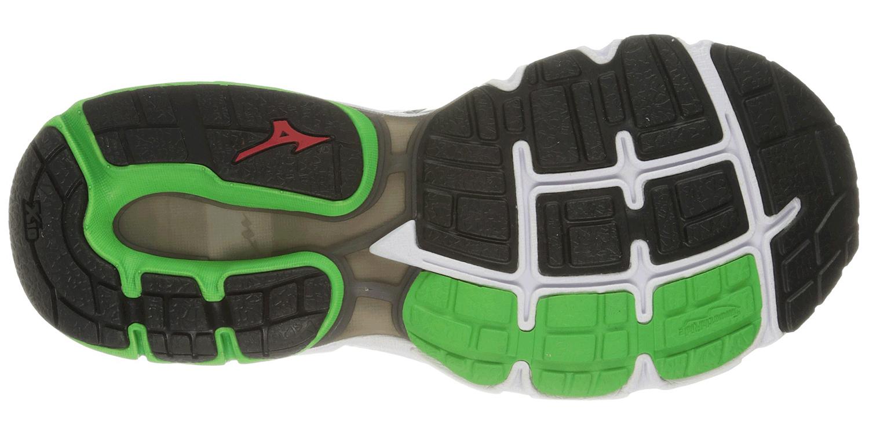 Мужские кроссовки для бега Mizuno Wave Inspire 11 (J1GC1544 09) серые подошва