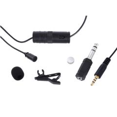 Всенаправленный петличный микрофон Fujimi BY-M1