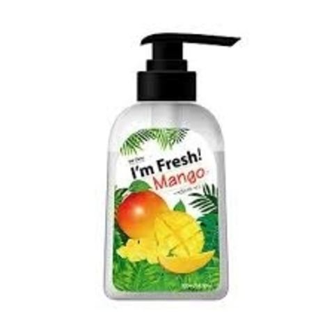 3W CLINIC Гель для душа МАНГО I'm Fresh Mango Purfume Body Cleanser, 500 мл