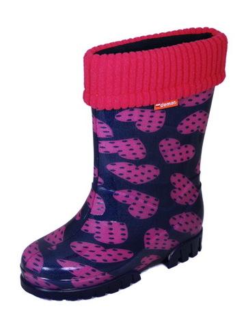 Обувь сапоги Демар для девочек