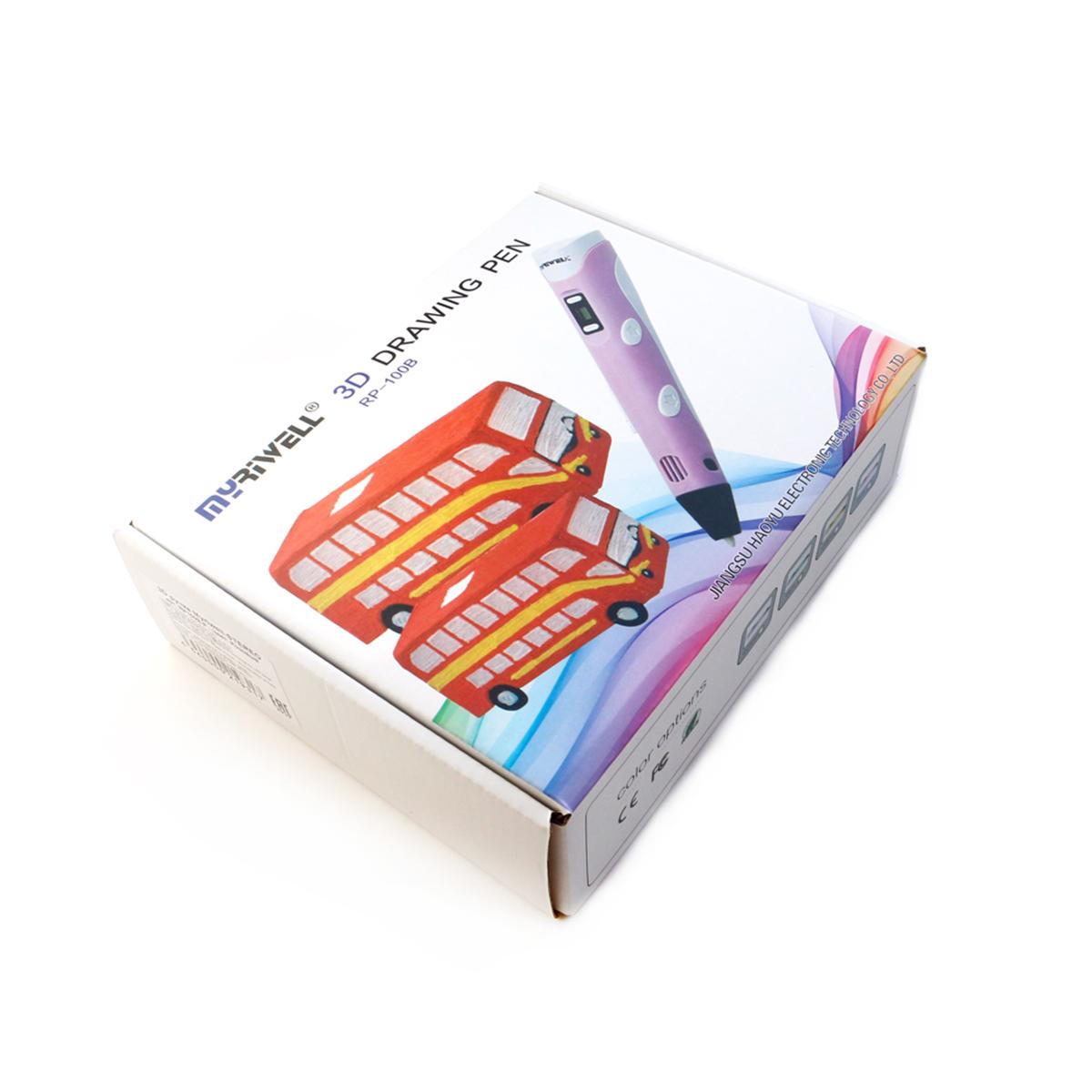 3D ручка MyRiwell-2 RP-100B