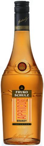 Ликер Fruko Schulz Apricot Brandy, 0.7 л