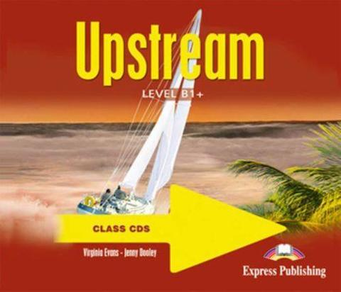 Upstream Intermediate B1+. Class Audio CDs. (set of 3). Аудио CD для работы в классе