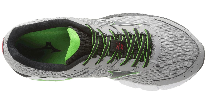 Мужские беговые кроссовки Mizuno Wave Inspire 11 (J1GC1544 09) серые