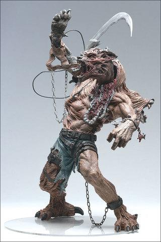 McFarlanes Monsters — Werewolf