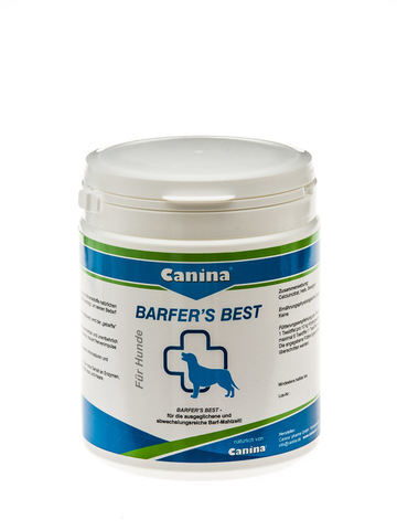 Canina Barfers Best