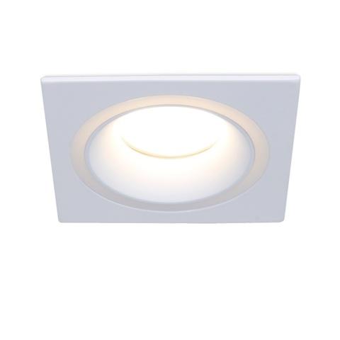 Встраиваемый точечный светильник Ambrella TN130 WH белый GU5.3