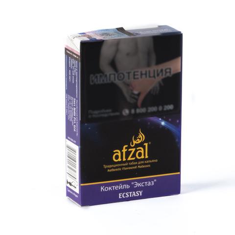 Табак Afzal Ecstasy (Клубника и сливки) 40 г