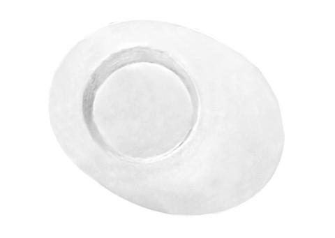 Подсвечник морской камень (белый +коробочка)