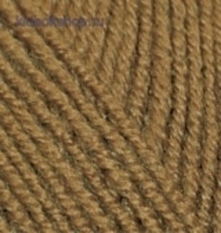 Пряжа Superlana MIDI 137 Табачно-коричневый Alize
