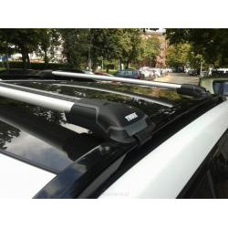 цена на Багажник на рейлинги Thule WingBar Edge для Hyundai ix35