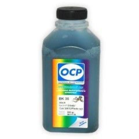 Чернила OCP BK35 Black для картриджей HP 45/84/15, 500 мл