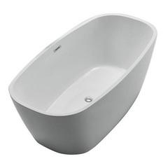 Ванна отдельностоящая 150х76 см BelBagno BB72-1500 фото