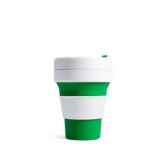 Складной стакан Stojo Pocket Cup 12 oz - 355 мл