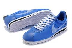 Кроссовки Мужские Nike Cortez Blue White