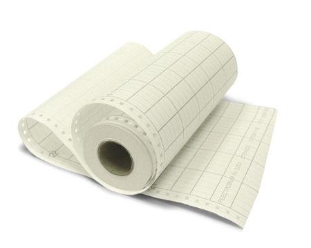 Диаграммная рулонная лента, реестровый № 3933 (40,48 руб/кв.м)