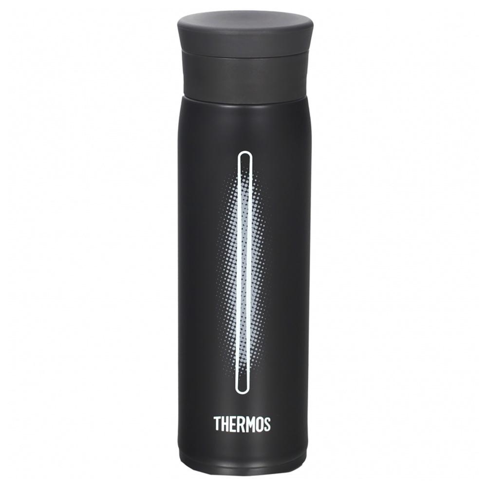 Термос Thermos JMZ600-BK суперлегкий, (0,6 литра) черный
