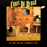 Chris De Burgh ‎/ At The End Of A Perfect Day (LP)