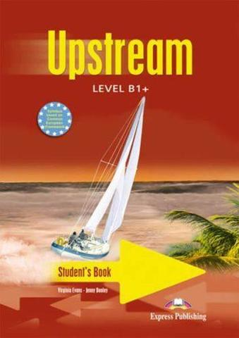 Upstream Intermediate B1+. Student's Book. Учебник
