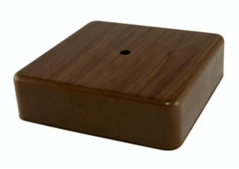 Коробка распаячная КР 50х50х20 ОП бук, с клем. колодкой, IP40, инд. штрихкод TDM