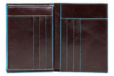 Piquadro Blue Square коричневый телячья кожа (PU1129B2/MO)