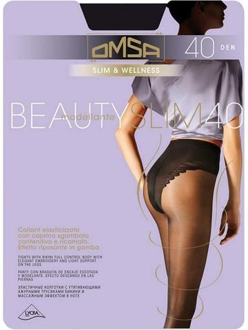 Женские колготки Beauty Slim 40 Omsa