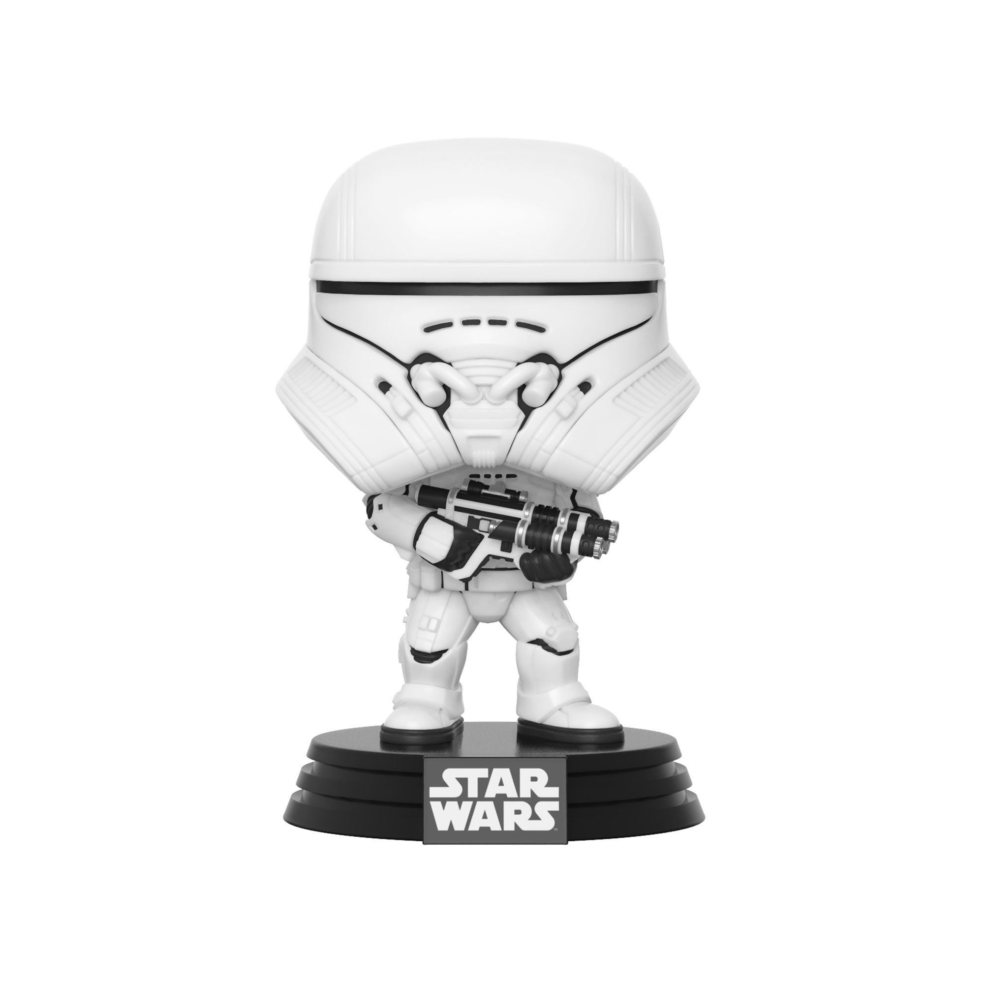 Фигурка Funko POP! Bobble: Star Wars Ep 9: First Order Jet Trooper 39899